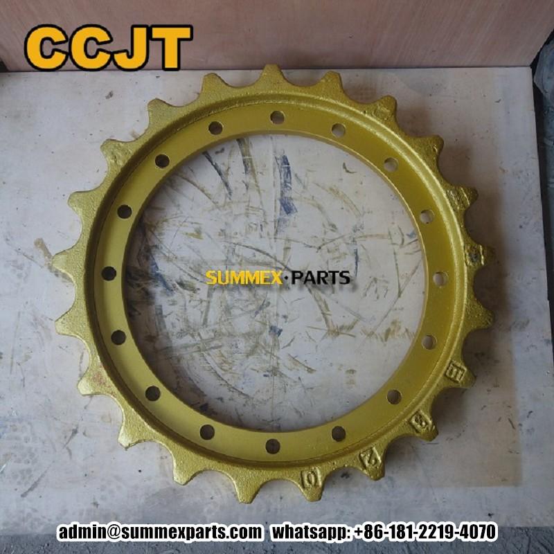 卡特320 E320挖掘机钩机驱动齿 CCJT矿山底盘件