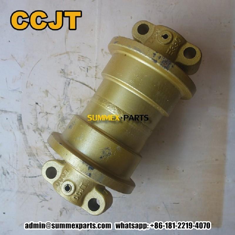 卡特330 E330挖掘机钩机支重轮 CCJT矿山底盘件