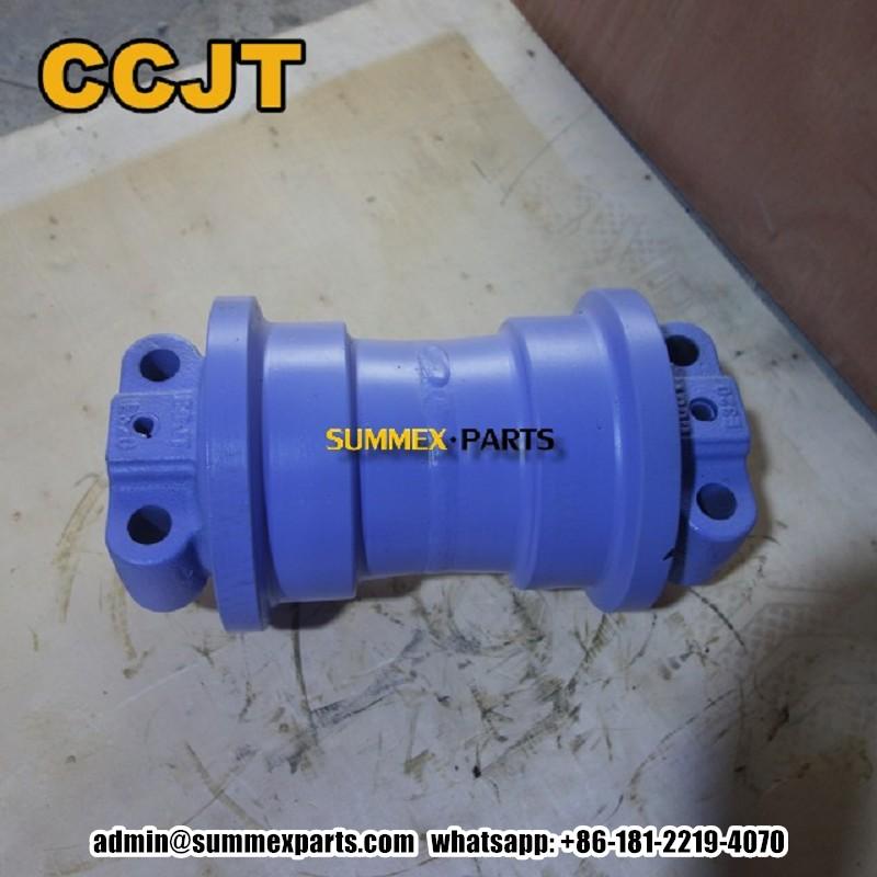 卡特320 E320挖掘机钩机支重轮 CCJT矿山底盘件